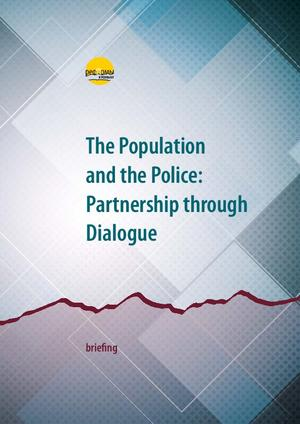 The population and the police: partnership through dialogue (2014)